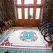 Horse Saddles and Mountain Bikes Sit at the Entrance of the Home of Mongolian President Tsakhia Elbegdorj by U.S. Department of State
