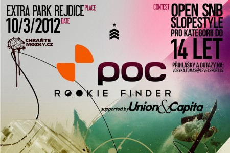 POC rookie finder Rejdice 2012
