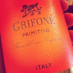 2010 Grifone Primitivo