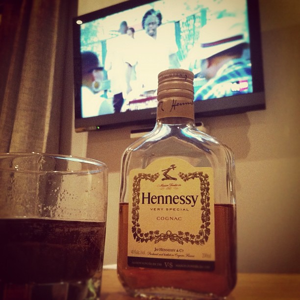 Hennessy And Coke Cake Recipe