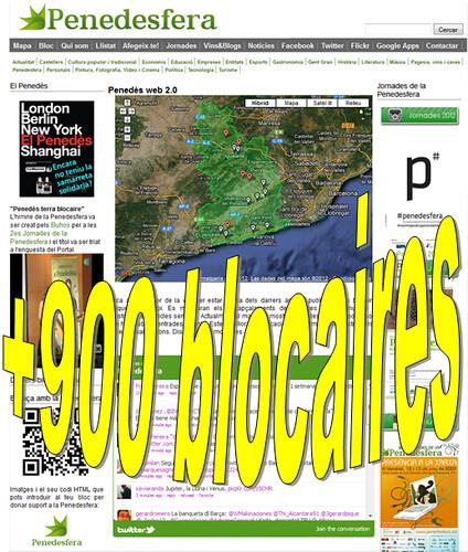 +900 blocaires a la Penedesfera