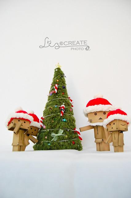 聖誕樹 & 楞楞們