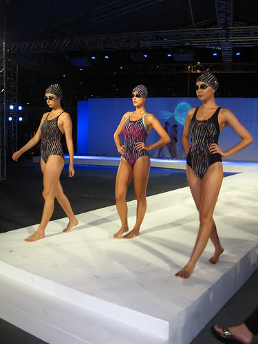 Speedo Spring-Summer 2012: one-piece suits