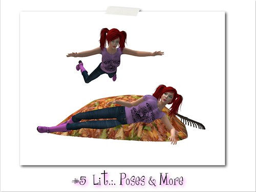 #5  Lit.:. Poses & More