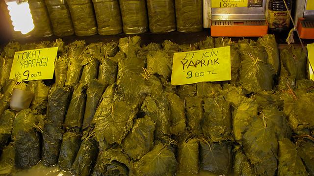 Outdoor Market in Istanbul