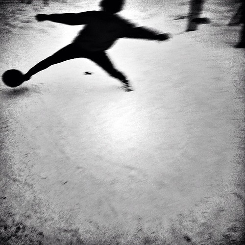 football player by kotvitaliy