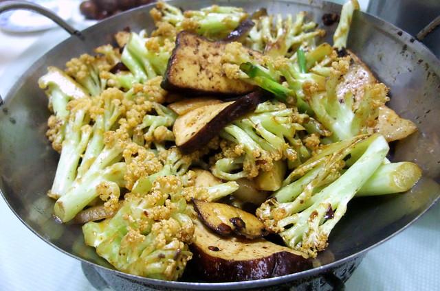 Cauliflower Hotpot