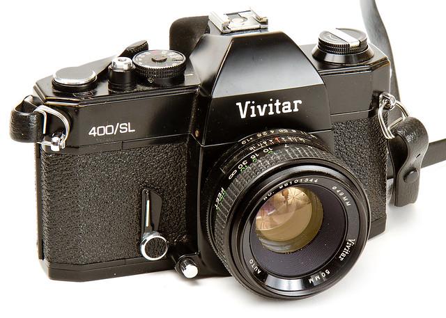 Vivitar 400/SL