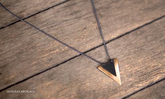 Isosceles Necklace