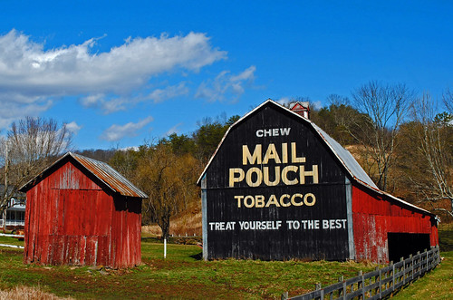 Mail Pouch Barn - Jackson Co., WV