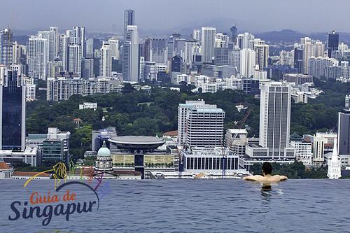 Skypark, Marina Bay Sands Hotel, Singapore