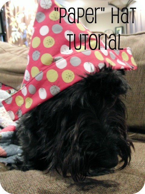 """Paper"" Hat Tutorial"