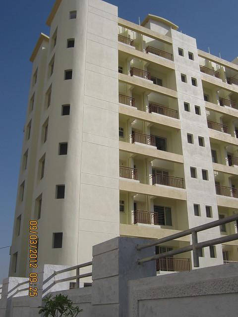 Aditya Shagun Green Zone - Almost Ready Possession 2 BHK Flats - Baner Pune 411 045 - 4