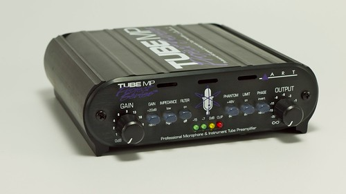 Preamplificadores. Art Tube MP