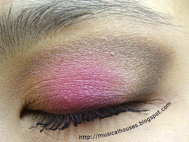 spring bright nude eye look 2