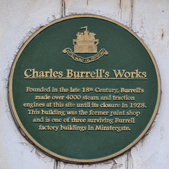 Photo of Green plaque number 9468