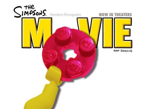 The Simpsons Movie (#15 Lego Movies Serie)