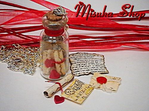 Colgante Cartas De Amor