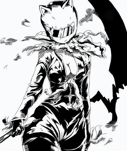 Celty Monochrome