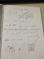 Rocksmith original sketches 001