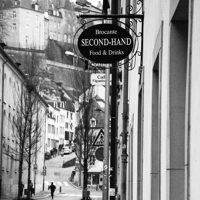 Second Hand Food & Drinks