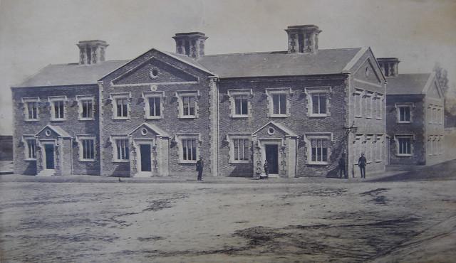 Brompton Barracks
