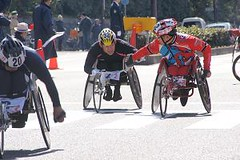 Kyoto Wheelchair ekiden