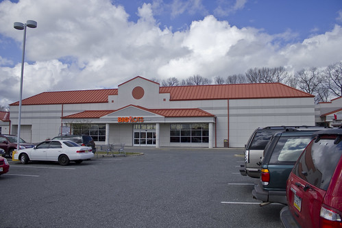Former A&P/Super Fresh Phillipsberg, NJ