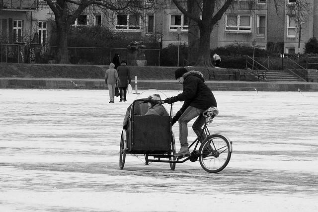 Copenhagen Ice Wheelspin