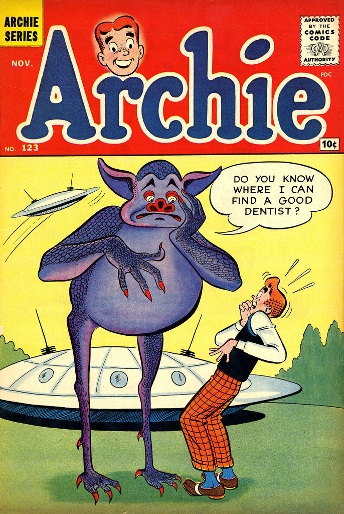 Archie #123, 1960