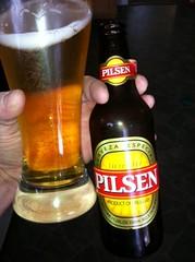 Pilsen Cerveza Especial by BeerHyped.com