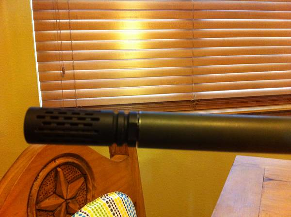 Muzzle Brake for 700 SPS AAC-SD | Sniper's Hide Forum