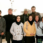 Hanging with University Students - Esfahan, Iran