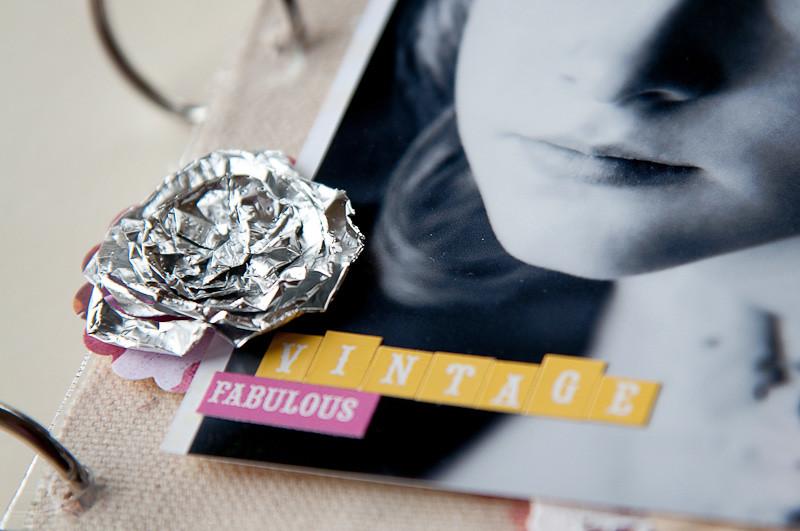 Vinatge Fabulous - cover detail