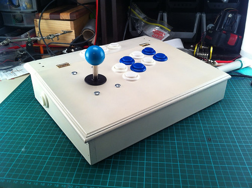 Finished Arcade Joystick