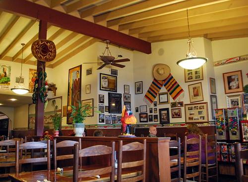 Inside Miguel's