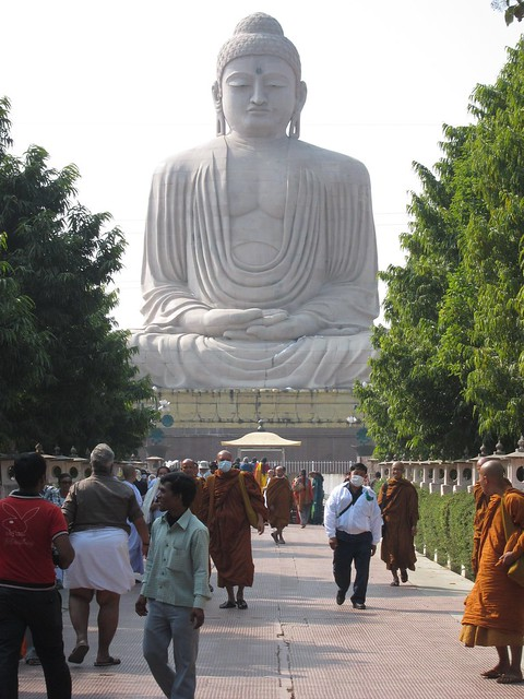 60ft Buddha Statue