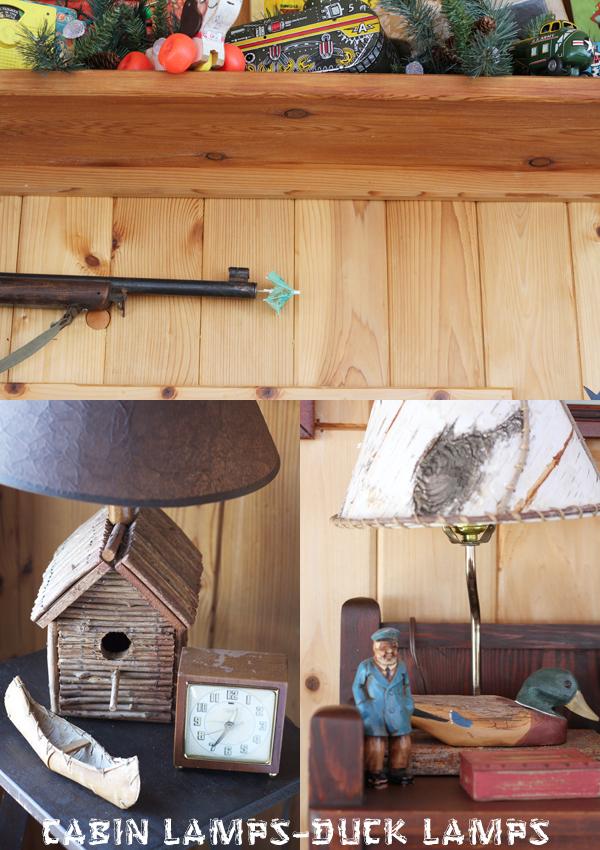 Cabin Decor Part 3
