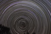 Startrails at the South Celestial Pole