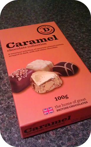 Lot O Choc House Of Dorchester Caramel Collection