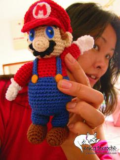 Amigurumi Hongo Mario Bros : Amigurumi - a gallery on Flickr