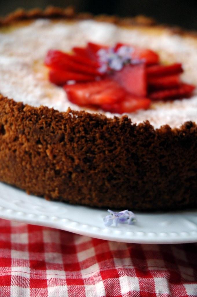 Cheesecake fragole 3