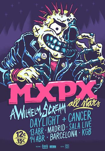 MXPX All Stars
