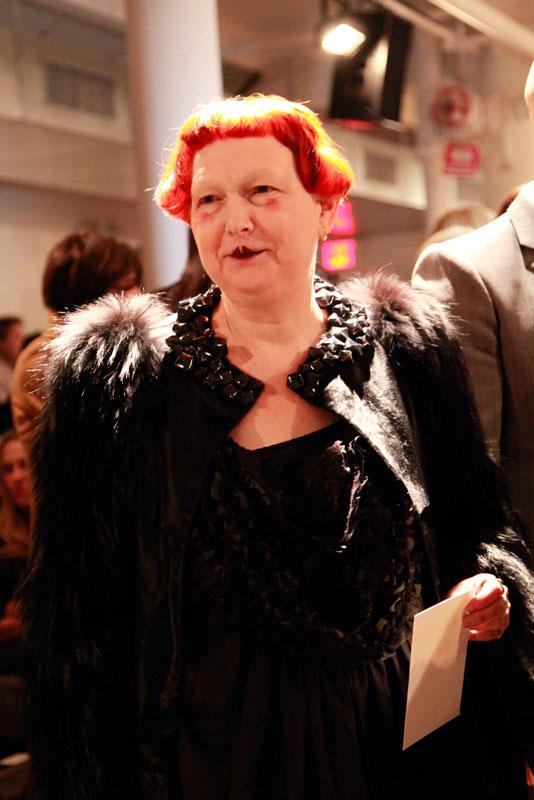 Lynn Yaeger nyc nyfw street fashion style