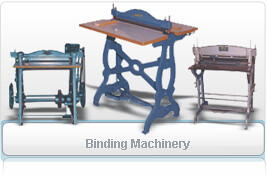 Binding Machinery by rmpanchalindia