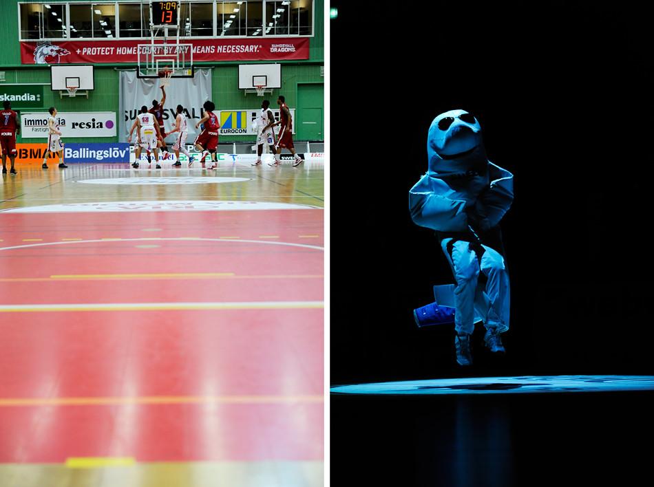 Sundsvall Dragons - LF Basket