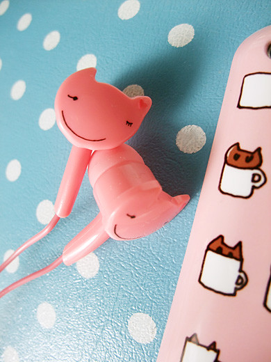 cats earphone 3