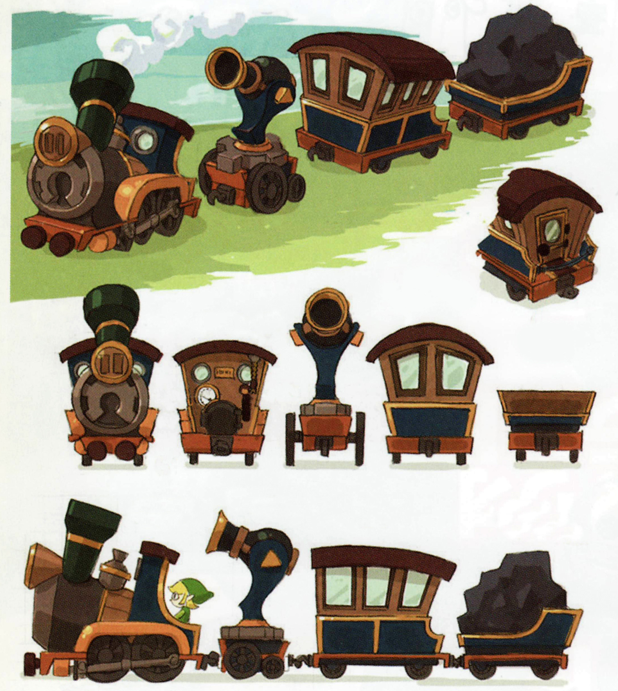 ST Spirit Train
