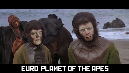 EURO PLANET OF THE APES by Colonel Flick