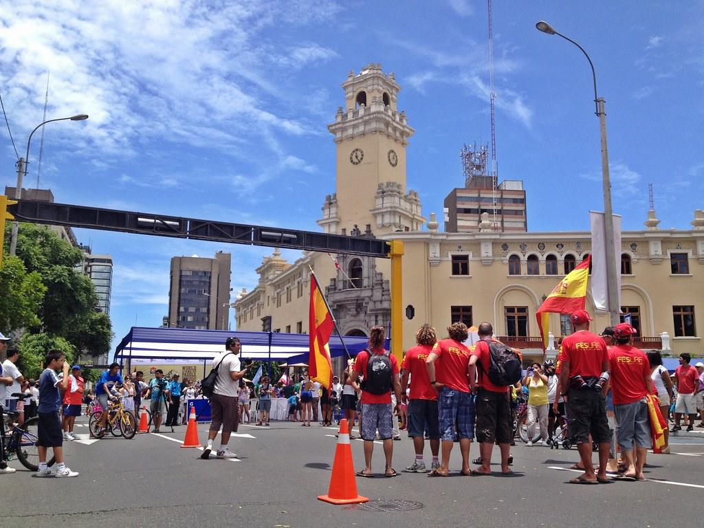 Opening Ceremony: ISA World Paddleboarding Championship - Lima, Peru